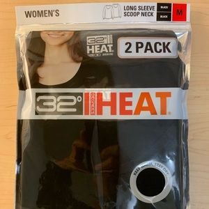 32 Degrees soft heat tech undershirts